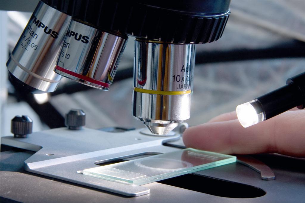 Qualitätssicherung Mikroskop
