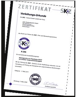 PE-RT_Zertifikat